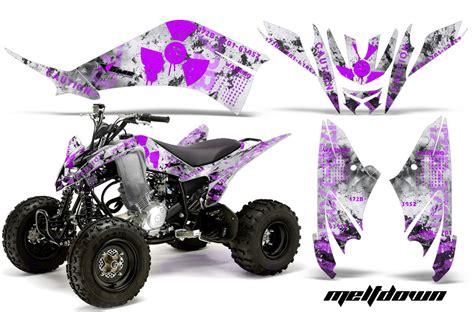 Yamaha Blaster Aufkleber by Yamaha Raptor 125 Graphics Creatorx Graphics Mx Atv