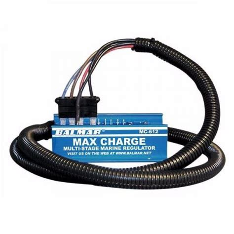 regulator boats msrp purchase balmar max charge multistage digital 12 volt