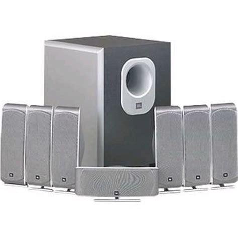 jbl scs  channel home theater speaker system