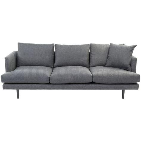 neutral sofas addison charcoal neutral fabric sofa 3 seat modern buy sofas
