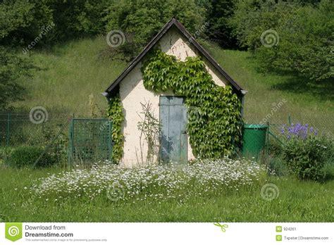 Garden Hut by Garden Hut Stock Image Image 924261