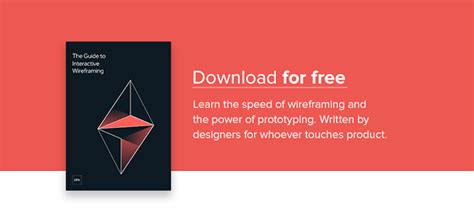 pattern making ebook free download free ebook the guide to interactive wireframing