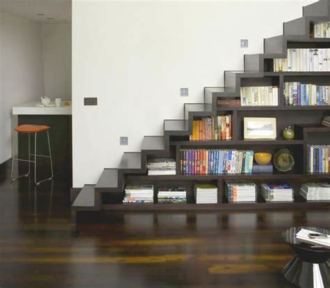 Save Storage Space Modern Storage Ideas For Small Spaces Staircase Design
