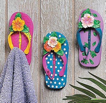 flip flop home decor 7 fun flip flop decorations and crafts for your home