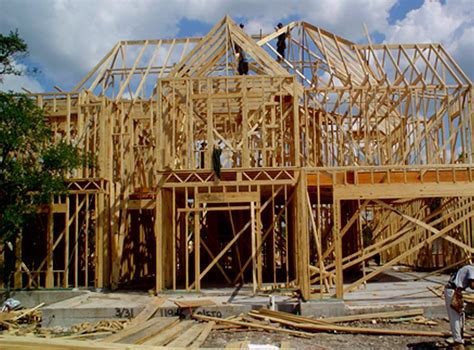 frame houses house framing material estimation how to build a house