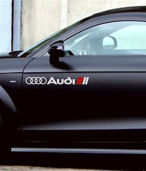 Audi Decals by 7 Best Audi Decals Stickers Images On Decal