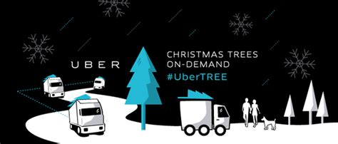 christmas tree delivery dallas uber will deliver trees to s homes
