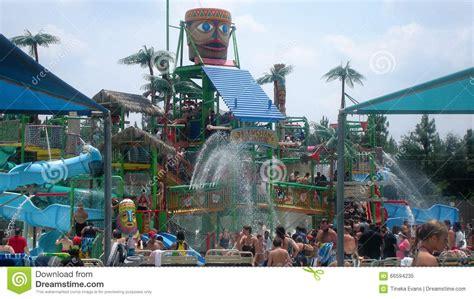 theme park valdosta water park editorial image image 66594235