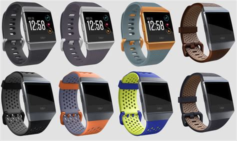 ionic colors best fitbit 2018 which fitbit is best to buy tech advisor