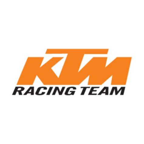 Ktm Factory Racing Logo Ktm Racing Team Logo Vector Logo Of Ktm Racing Team Brand