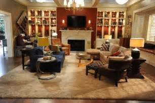 living room decorating styles nostalgic classic modern