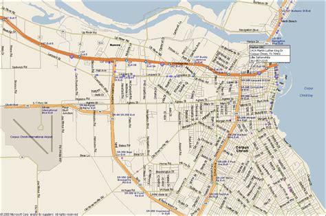 maps corpus christi texas abaclubsinfopage