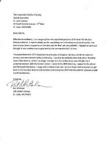 resignation letter one month notice resignation letter