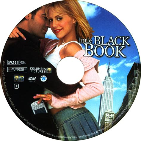 0008245118 the little black book little black book scanned dvd labels little black book