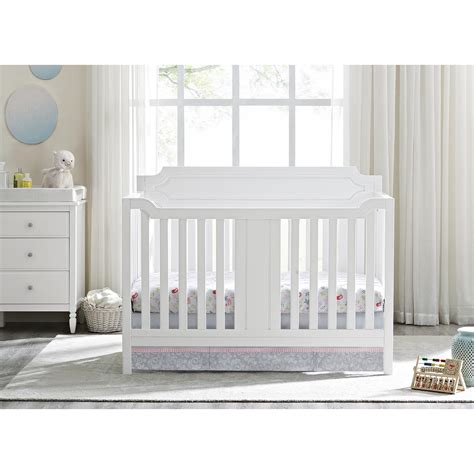White And Wood Crib White Wood Crib Kmart