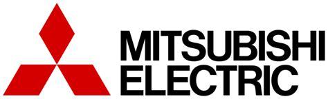 mitsubishi logo white png image mitsubishi electric logo svg png logopedia