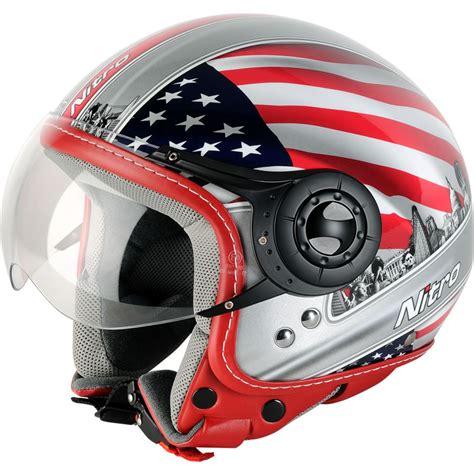 Motorradhelme Usa by Motorrad Helm Nitro X548 Av Usa Amerika Vereinigten