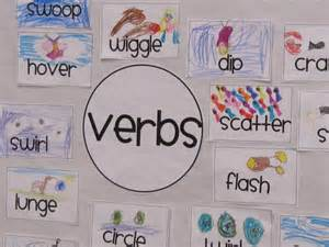 verb activity sheets for kindergarten verbs vocabulary