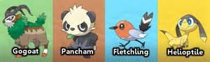 Pokemon x and pokemon y pancham apps directories