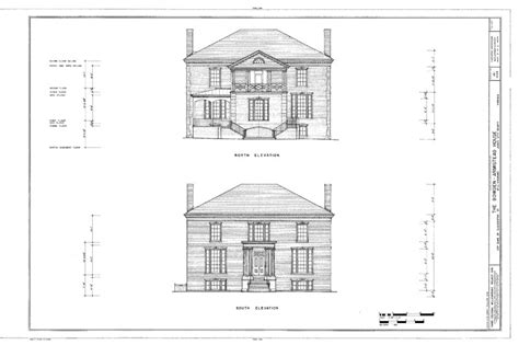 historic colonial floor plans historic colonial house plans authentic colonial house