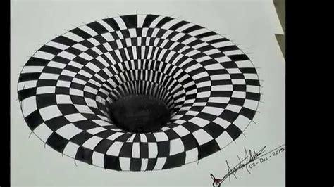 ilusiones opticas autores dibujando una ilusion optica youtube