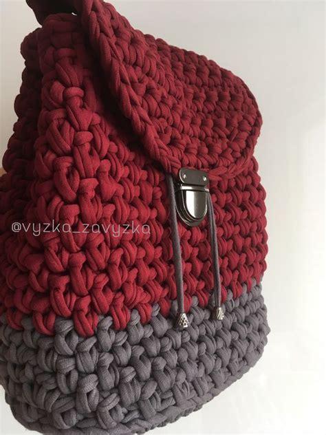 tutorial clutch rajut 1495 best bags leather crochet images on