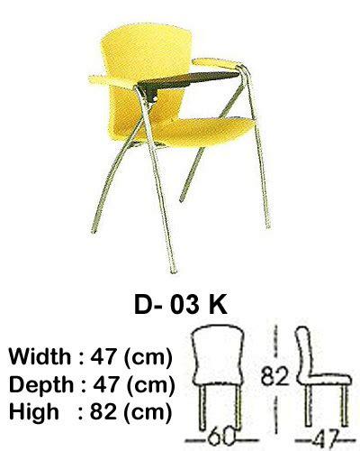 Kursi Kuliah Indachi Kursi Kuliah Indachi Type D 03 K Jual Daftar Harga Furniture Kantor Di Jakarta