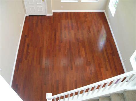 what is aluminum oxide finish on hardwood flooring aluminum oxide finish and wood floors