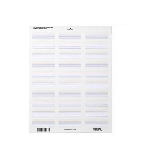 address card template word index card template 6 free printable word pdf psd