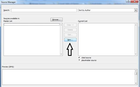 cara membuat daftar pustaka manual di word cara membuat daftar pustaka di ms word 2007 tips dan trik