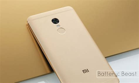 Log On Battery Power Xiaomi Redmi Note 4 Bn41 5000mah xiaomi redmi note 4 review never run out of battery performance