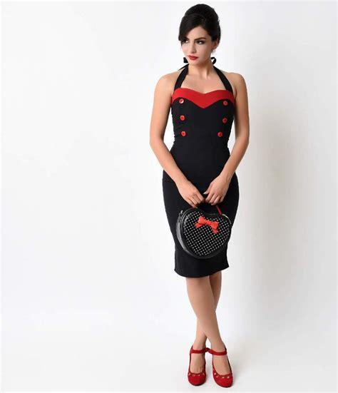 blackstyles pinup 1950s fashion dresses clothing unique vintage