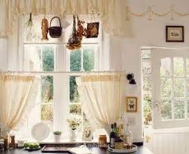 kitchen curtains cafe style interior designs