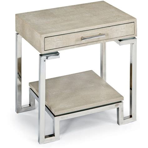 White And Silver Bedside Tables 1000 Ideas About Slim Bedside Table On Narrow