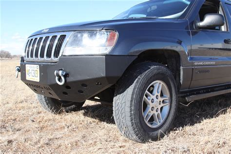 Jeep Grand Bumper Rock 4x4 Patriot Series Front Bumper For Jeep Grand