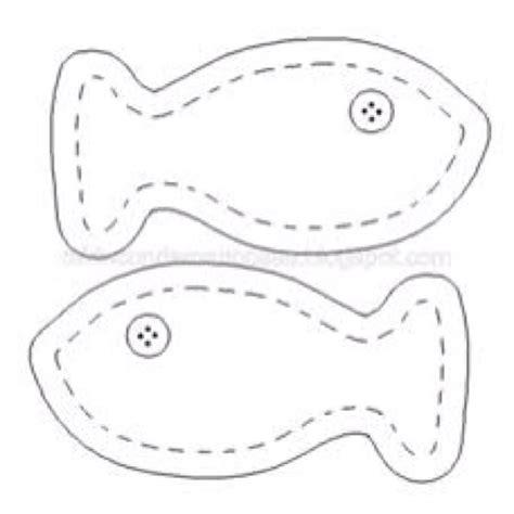 moldes de peces facilisimocom patron peces tela patchwork pinterest fish tela and