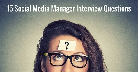 social media manager description social media manager description questions