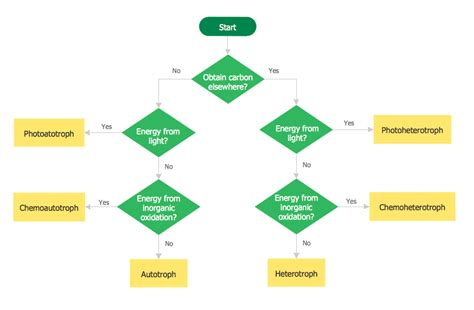 how to create an audit flowchart using conceptdraw pro how to create flowchart using standard