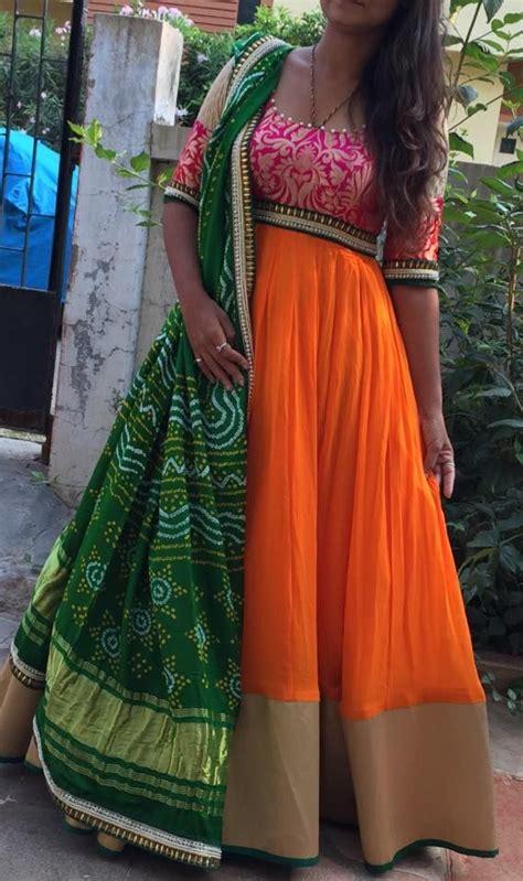 floor length ghera gown floor length anarkalis inspired by indian flag