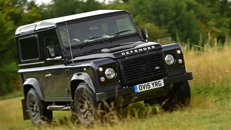 2017 Land Rover Defender 90 Performance