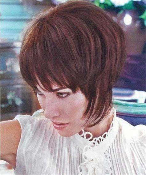 short short stacked bob wedge wedge hairstyles for short hair short hairstyles 2017