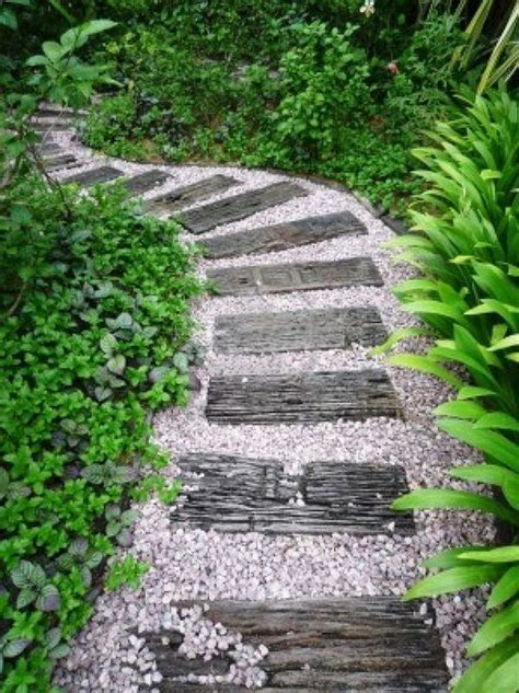 backyard path 55 inspiring pathway ideas for a beautiful home garden