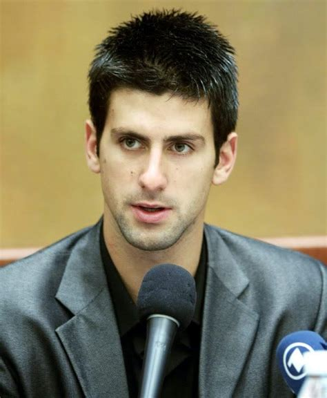 djokovic hair style novak djokovic new haircut name for thick hair hairnext