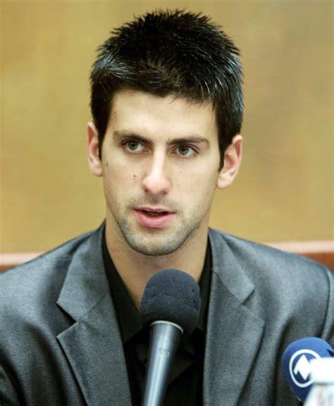 Novak Djokovic Hairstyle | novak djokovic new haircut name for thick hair hairnext