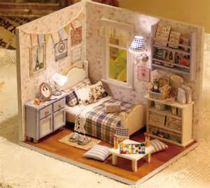 dollhouse bedroom items similar to light up dollhouse miniature bedroom