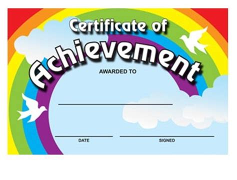 certificate template for children great certificates for go to www classideas co uk