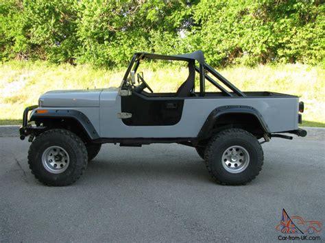 scrambler jeep jeep cj8 scrambler