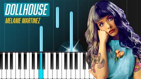 dollhouse chords melanie martinez quot dollhouse quot piano tutorial chords