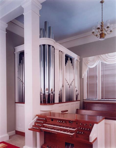 File American Colony Pipe Organ Of Emanuel Church St Episcopal Church Boardman Ohio