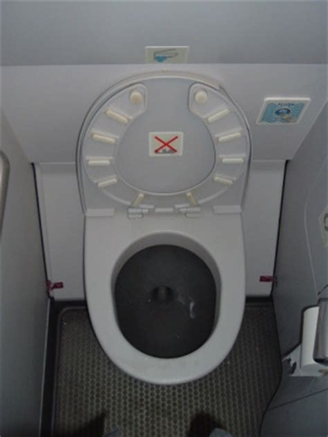 where does airplane bathroom waste go aircraft toilets toilets of the world